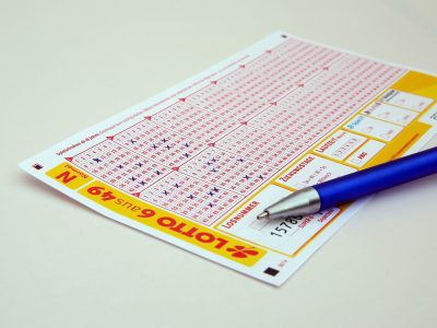 lottery grid